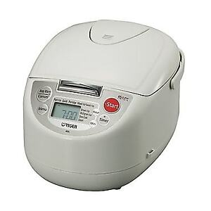 Tiger 10 cup rice/slow cooker