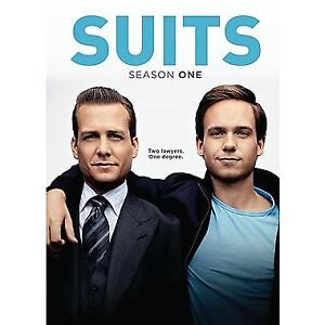 Suits Seasons 1 and 2 (DVD)