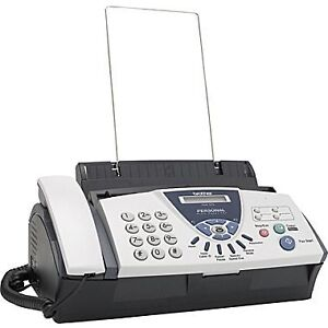 Brother FAX-575/FAX-255 Personal Fax, Phone and Copier