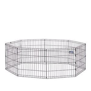 Dog pen for exercise.  Smaller dogs