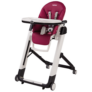 Peg Perego Siesta High Chair Berry $150