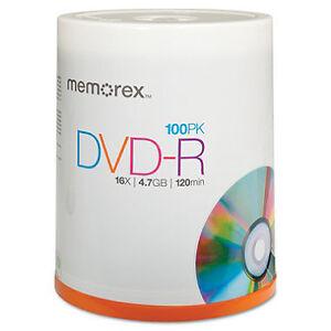 Memorex DVD-R's