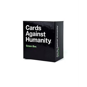 Cards Against Humanity- Green box expansion