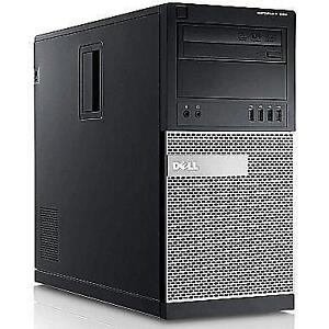 Dell Optiplex 9020 - Intel Core i7-4770 (4th Gen) / 3.4 GHz / 8GB / 500GB desktop with store warranty
