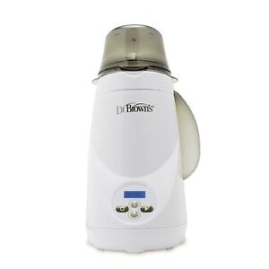 Gently used Dr. Brown's Deluxe Steam Bottle Warmer