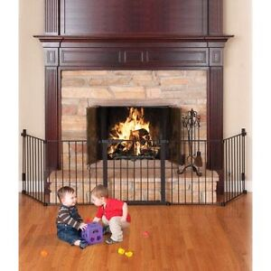 Kidco fireplace gate
