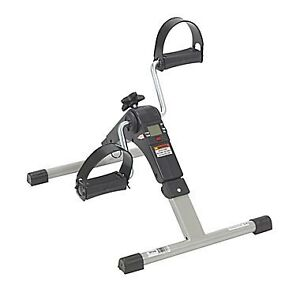 Drive Medical Folding Exercise Peddler with Electronic Display!