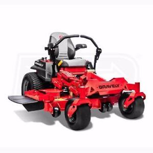 Brand New Heavy Duty Gravely Ride On Zero-Turn Lawnmower! YEAR END BLOWOUT!!!