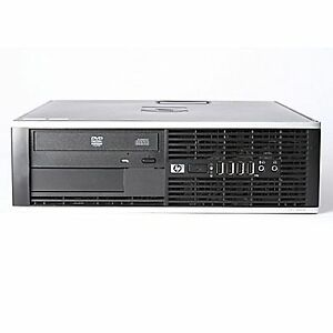 HP Elite 8200 SFF Desktop, 3.3 GHz Intel i5 2500