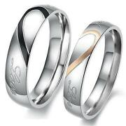 His and Hers Matching Ring