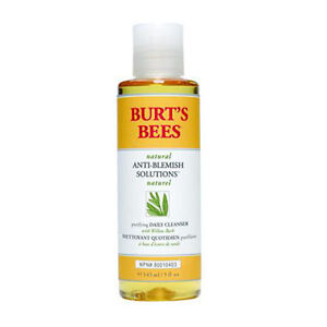 BURTS BEES ANTI BLEMISH SOLUTION FOR ACNE