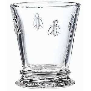 6PC BRAND NEW FRENCH BEE GLASSES