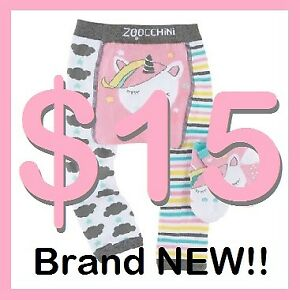 ZOOChinni™ UNICORN!! Crawling Tights + Socks (BNWT) --- $15!!