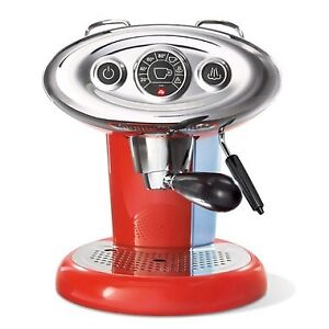 Illy francis x7.1 coffee capsule machine