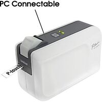 NEW-Brother P-Touch PT-1230PC PC-Connectable Label Maker
