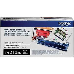 Multiple Toner Cartridges for Brother/HP Printers