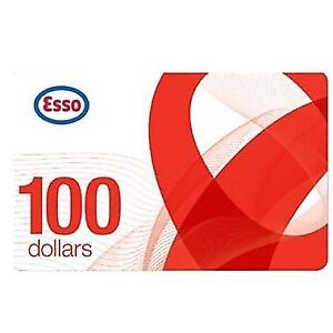 $500 esso gas card , selling for $450 VERY FIRM . No offers.