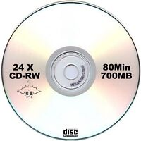 Looking for blank CD's