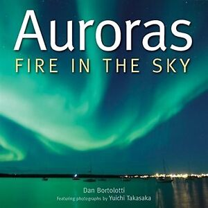 """For Sale the Book """"Auroras: Fire in the Sky"""""""