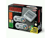 BRAND NEW/SEALED Nintendo Classic Mini: Super Nintendo Entertainment System