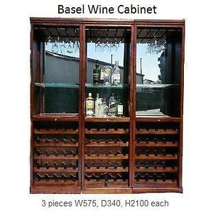 Bar & wine rack Prices from $410 Brand New Rockdale Rockdale Area Preview