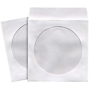 NEW CD Sleeves 150 pieces