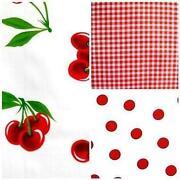 Oilcloth Fabric
