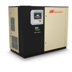 New Ingersoll Rand Rotary Screw Air Compressor Packages