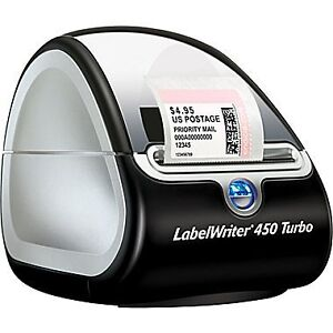 DYMO LABELWRITER 450 USB LABEL PRINTER PC / MAC