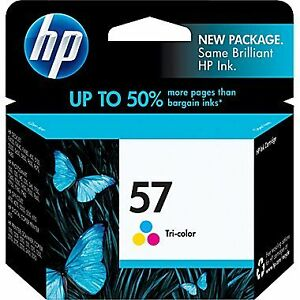 2 HP Ink Cartridges (1 black and 1 tri-color) London Ontario image 2