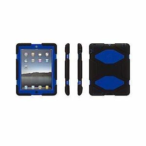 Griffin Apple IPad 2/3  Survivor Case Retina Griffin, Black, Blue, Purple, Lavender, Military...