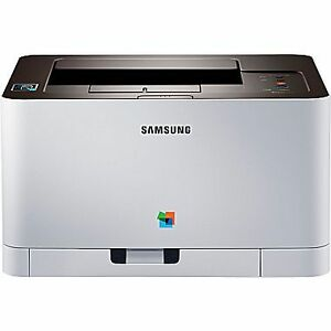 Samsung (SL-C410W) Wireless Colour Laser Printer Brand New