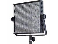 Datavision LED900 LED Studio Light with DMX Control -used once!