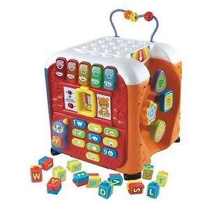 Vtech - Alphabet Activity Cube - English Edition