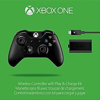 Manette de Xbox One Brand New Sealed Neuf Jamais Ouvert Charge