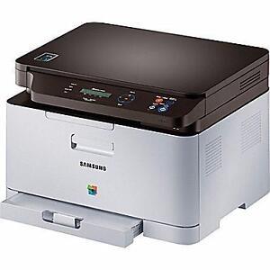 Samsung Xpress C460W Color Laser Printer, New open box