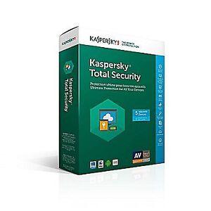 Antivirus Kapersky Total Security