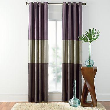 jcpenney studio curtains ebay