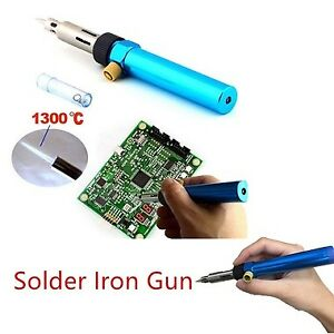 3 in 1 Gas Blow Torch Soldering Solder Iron Gun