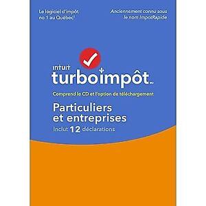 Impots: turboImpot 2017 neuf , Particuliers et entreprise