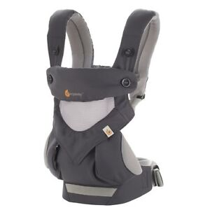 ERGO 360 Carrier with Newborn Baby Insert