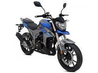 * Brand New 2017 * Lexmoto Viper 125cc Euro 4 . Warranty, Delivery, Part-ex: 23-05