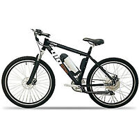 2014 H1 VOLT 350W Mountain Bike Red/Orange