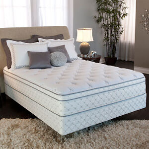 LUXURY HOTEL QUEEN MATTRESS SETS BY SERTA - BRAND NEW!!