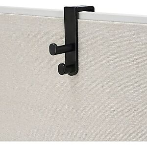 NEW IN BOX: Over-the-panel Double Hook for hanging coats, etc