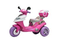 Pink Electric 6v Ride On