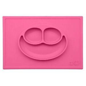 ezpz Happy Mat in EUC (pink)