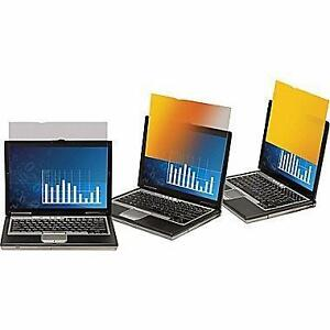 """NEW  in box GENUINE 3M Laptop Privacy Filter For 15.6""""  7-5/8""""(H) x 13-9/16""""(W); 15-9/16""""(Diagonal)"""