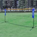 Net 3 in 1 Combi (badminton, tennis, volley) 500 x 155 cm +