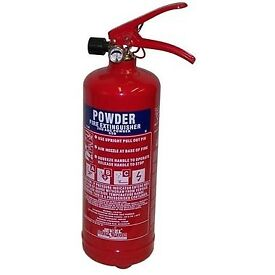 2 Kg ABC Powder Fire Extinguisher